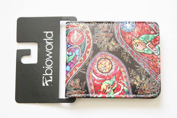 The Legend of Zelda - Bi-Fold Wallet