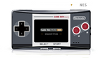 Custom Game Boy Micro Faceplate Skins-Cool Spot Gaming-NES-Cool Spot Gaming