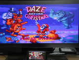 Daze Before Christmas - Mega Drive/Genesis Game