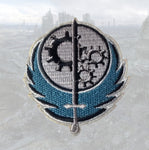 Fallout Brotherhood of Steel Embroidery Patch-Cool Spot Gaming-Cool Spot Gaming