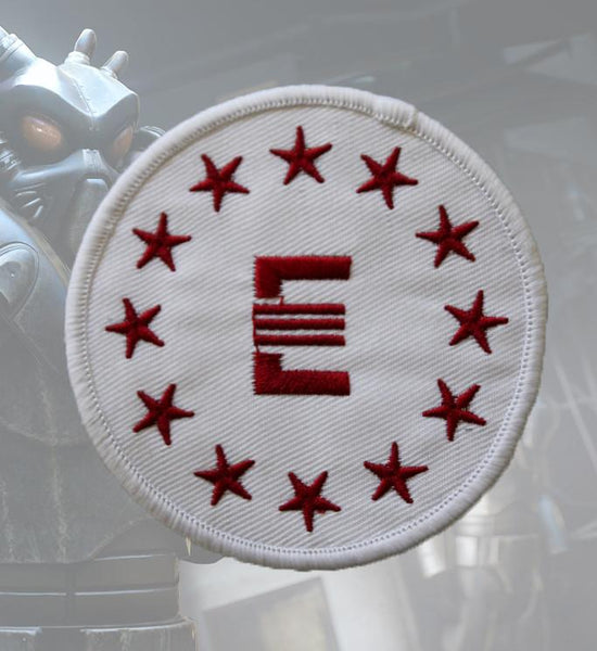 Fallout Enclave Embroidery Patch-Cool Spot Gaming-Cool Spot Gaming