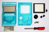Game Boy Pocket Replacement Housing Shell Kit - Electric Blue