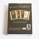Game of Thrones - Official Collectable Playing Cards - 52 Card Deck - First Edition