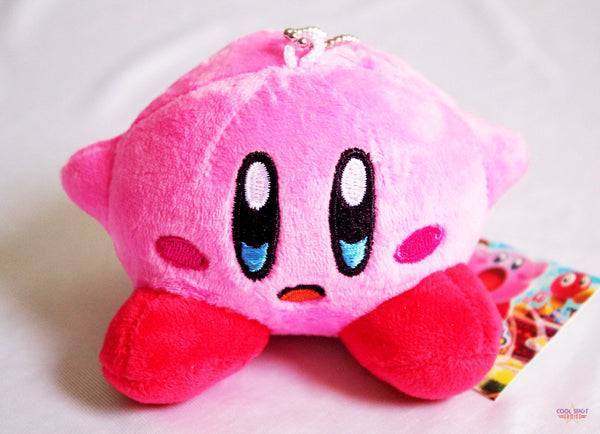 "Kirby 4"" Plush Toy"