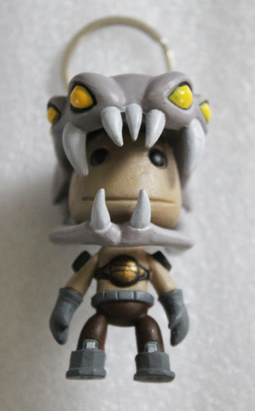 "Little Big Planet Chimera Costume 2"" Keyring - Resistance 3 Theme."