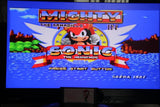 Mighty the Armadillo in Sonic the Hedgehog - Mega Drive/Genesis Game