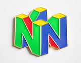 N64 Pin Badge-Cool Spot Gaming-Cool Spot Gaming