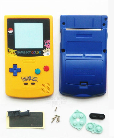 Pokemon Game Boy Colour Replacement Housing Kit