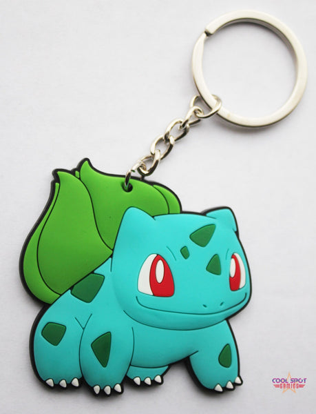 Pokemon Keyring - Bulbasaur Design