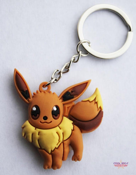 Pokemon Keyring - Eevee Design