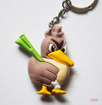 Pokemon Keyring - Farfetch'd