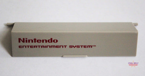 Replacement Flip Top Door Cover Lid Part For Original NES Console