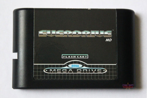 Sega Everdrive for Sega Megadrive/Genesis + 8GB SD Card with Games.
