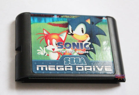 Sonic the Hedgehog: Lost Worlds - Mega Drive/Genesis Game