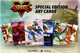 Street Fighter V - Special Edition Art Cards (Pack of 16)