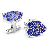 The Legend of Zelda Hylian Shield Cufflinks