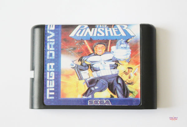 The Punisher (Reproduction) - Mega Drive/Genesis Game