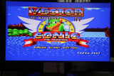 Vector the Crocodile in Sonic the Hedgehog - Mega Drive/Genesis Game
