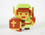 World of Nintendo - Series 5 - The Legend of Zelda - 8 Bit Link Figure