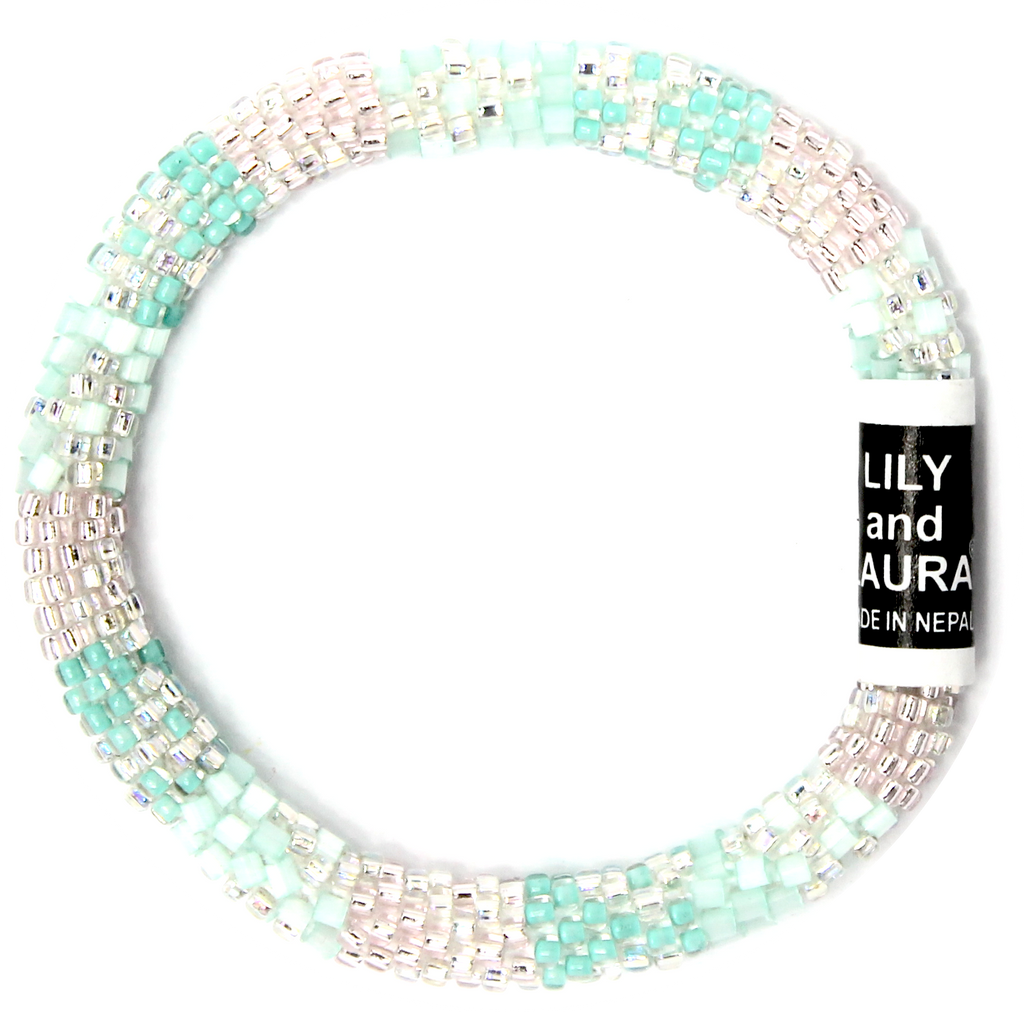 "8"" Extended Size Lily and Laura Mint Bliss"