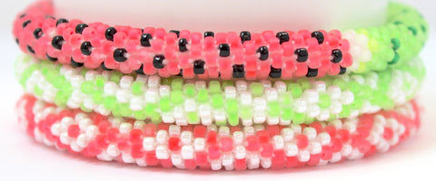 Neon Watermelon Stack