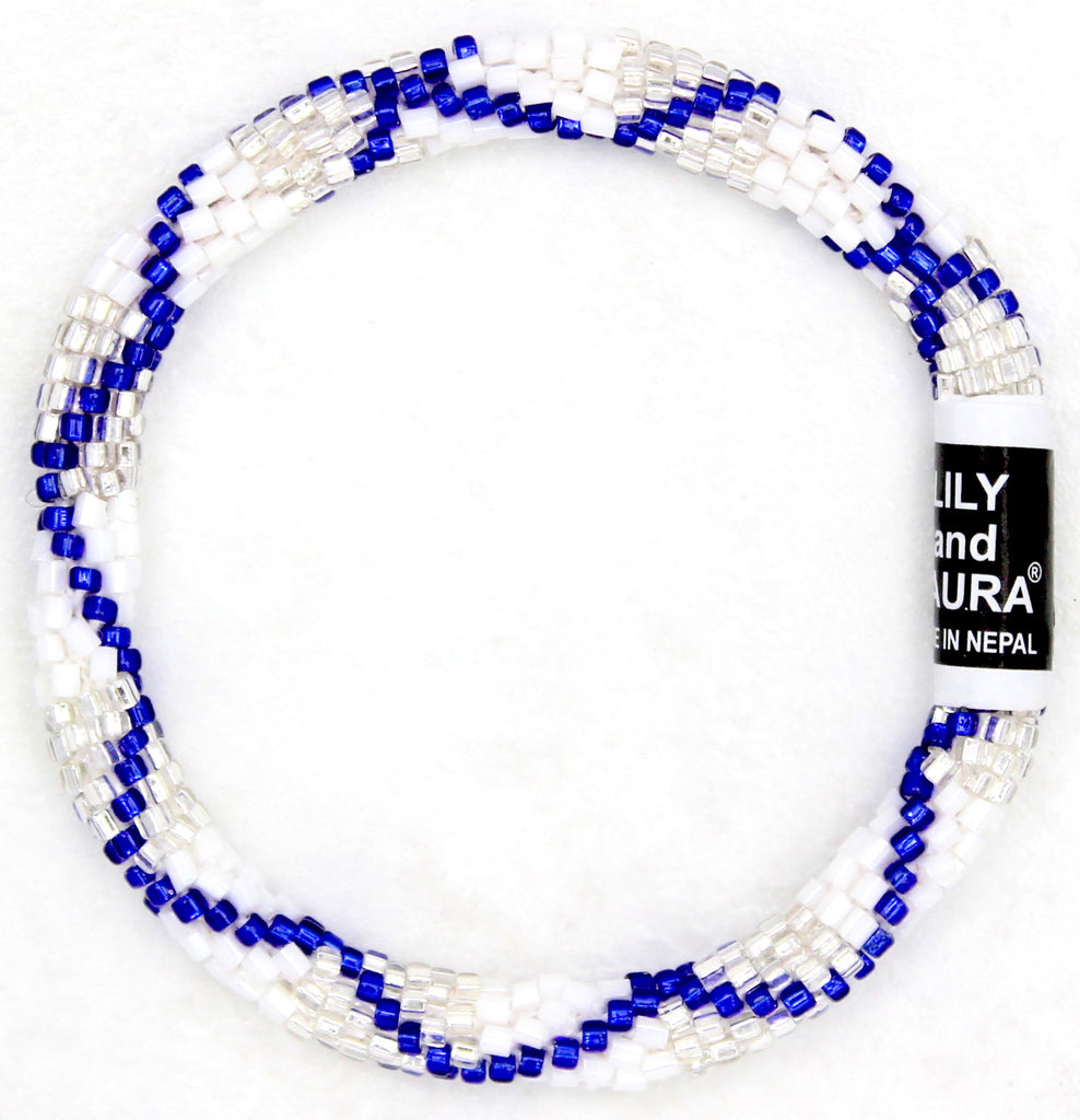 "8"" Extended Size Royal Blue Pixie Dust"