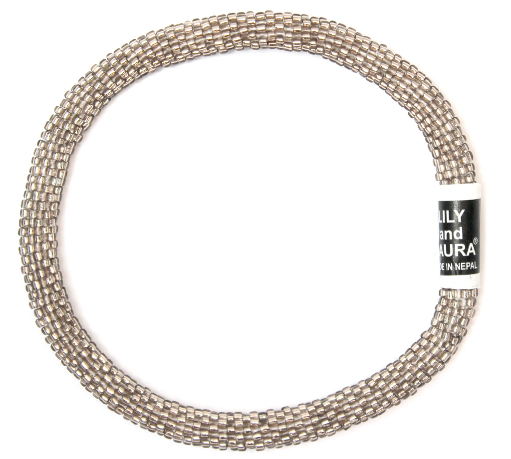 Light Taupe Anklet
