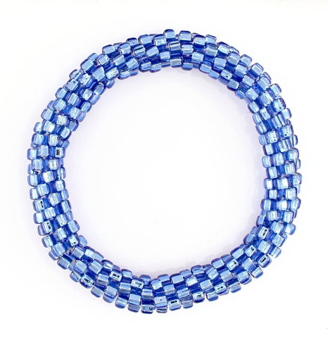 Lily and Laura Periwinkle Mega Bead