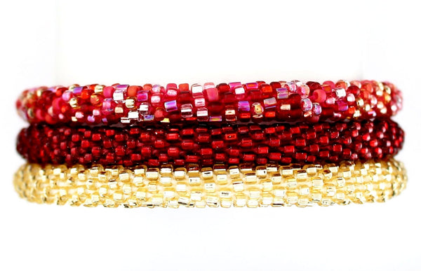 Ruby Red Stack