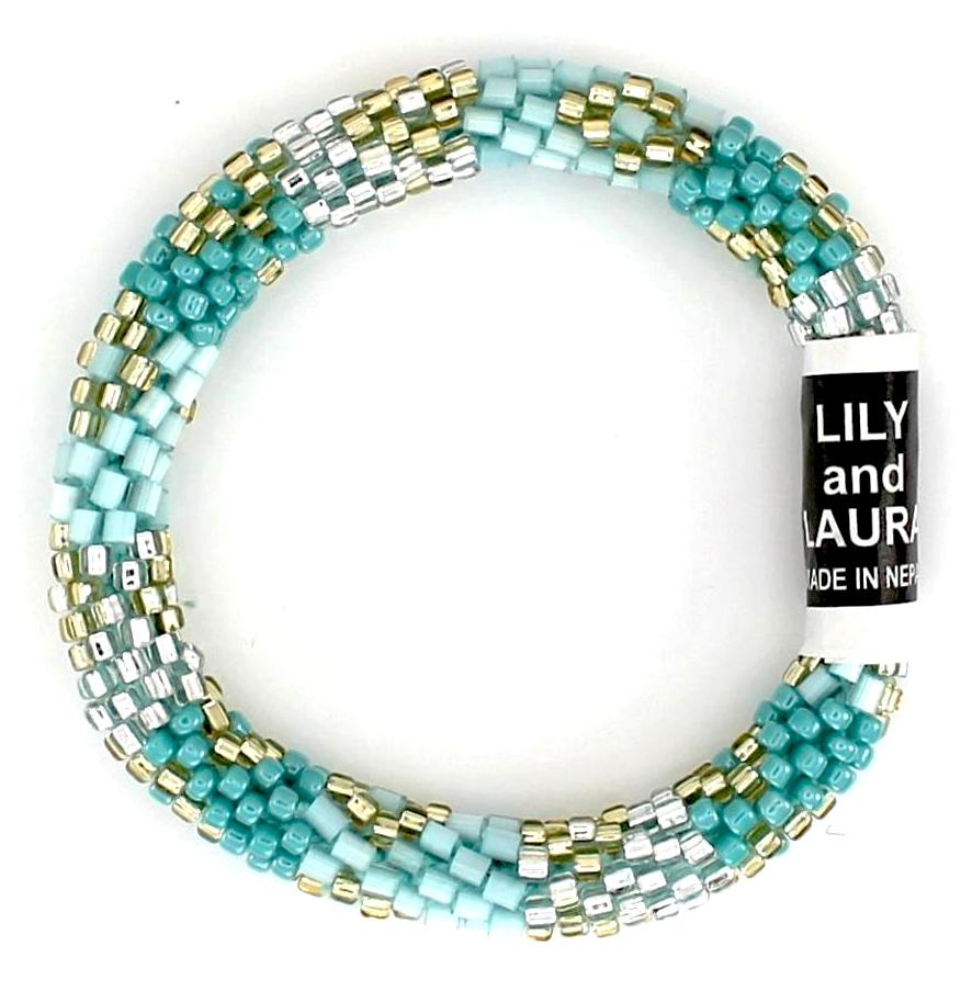 Lily and Laura Turquoise Majesty Mini