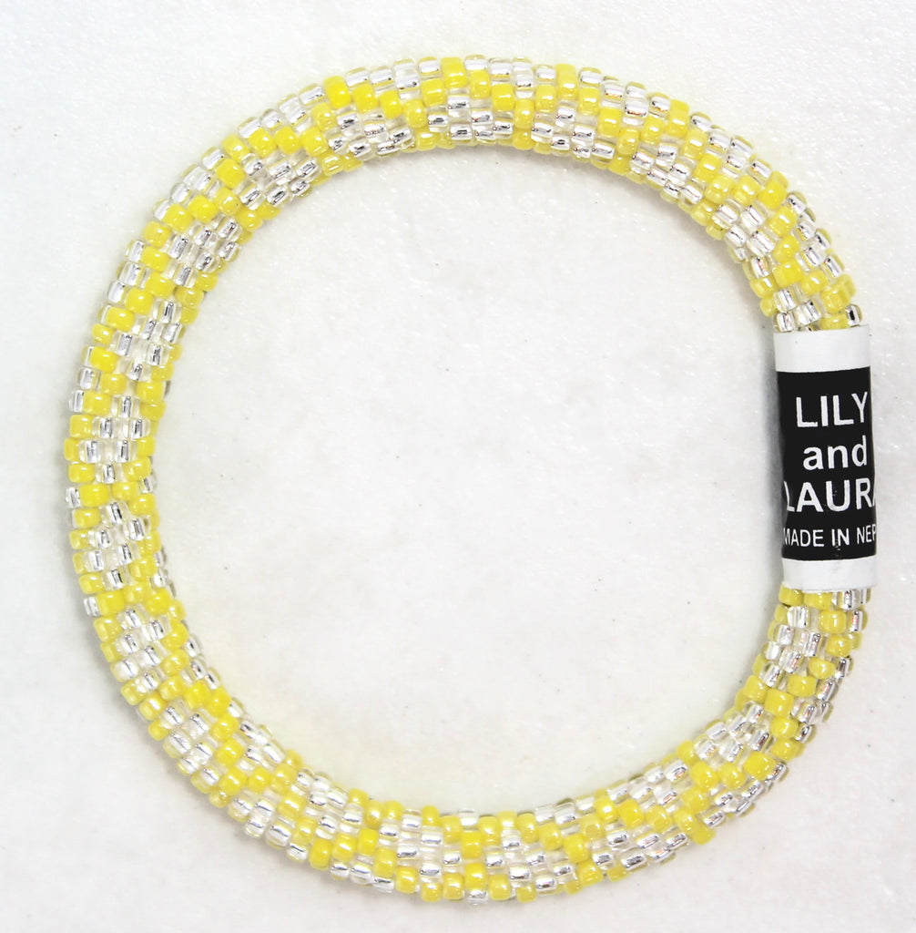Sunshine Yellow Chainlink