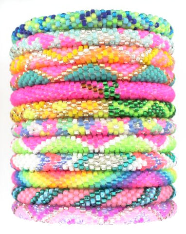 Neon and Bright Assortment of 12 #3