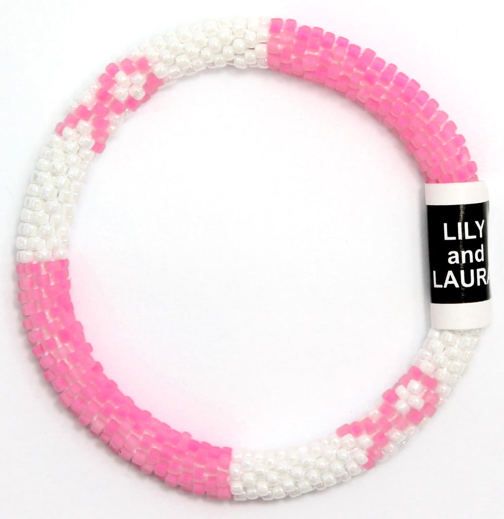 "8"" Extended Size Lily and Laura The Pink Ribbon"