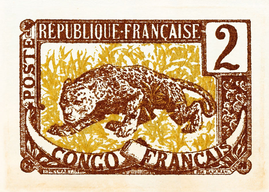 FRENCH CONGO 1