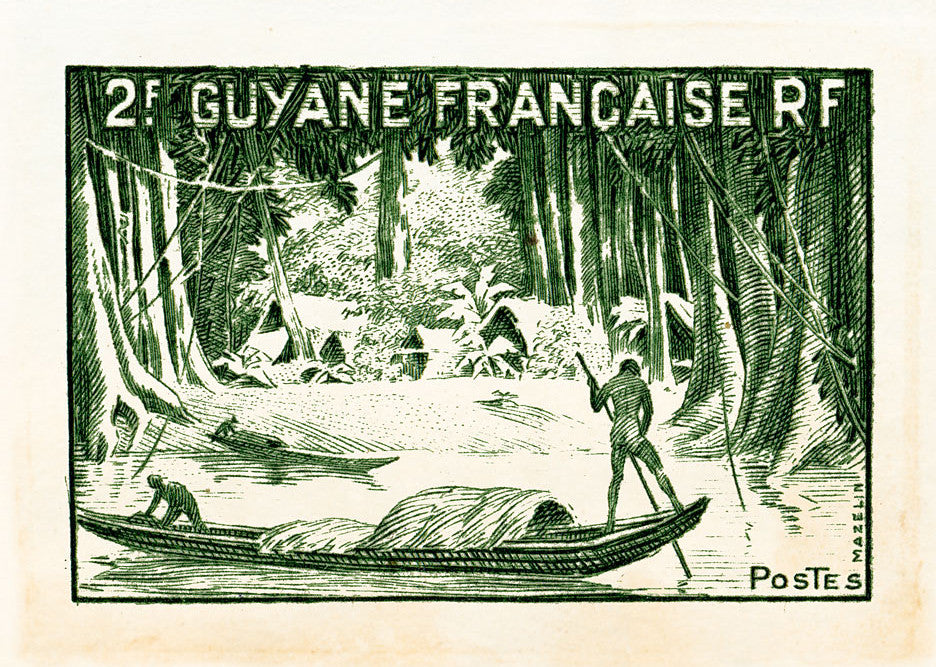 FRENCH GUYANA 2