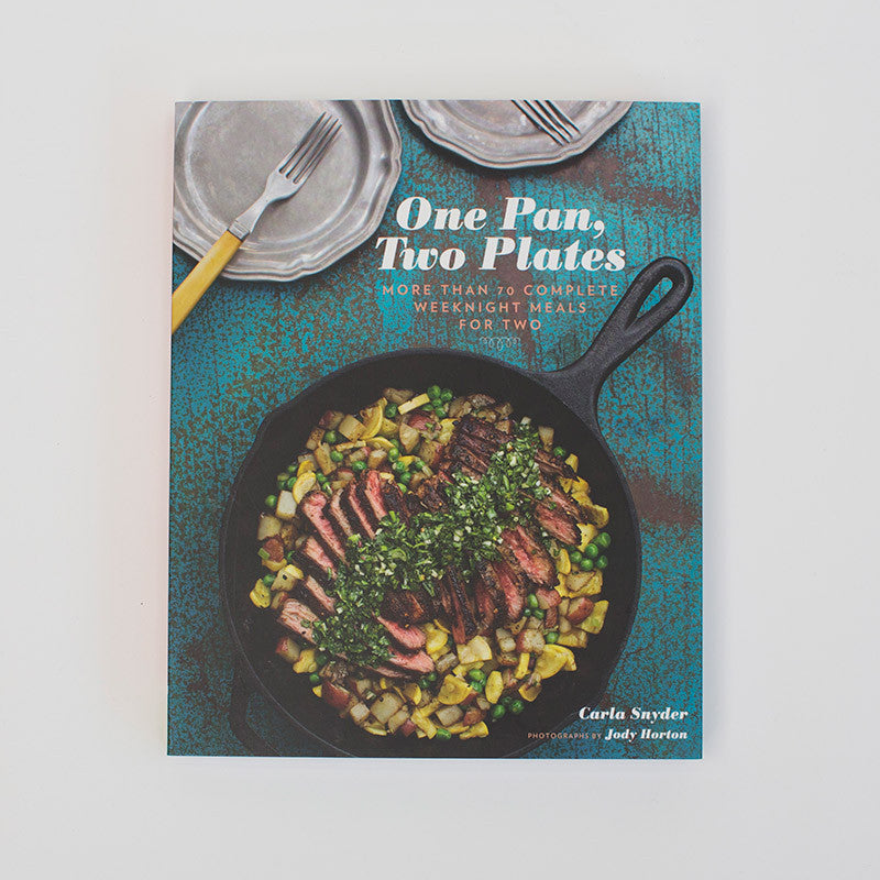 One Pan, Two Plates by Carla Snyder is available in these ...