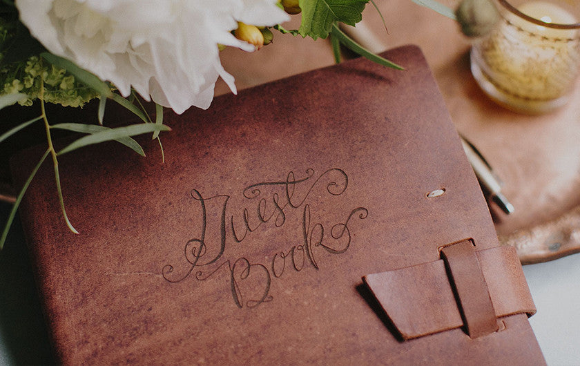 Shop Guestbooks