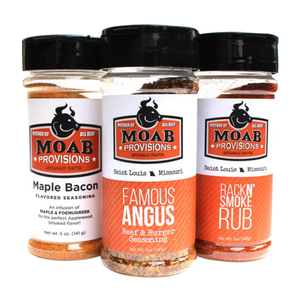 Ultimate BBQ Rub Triple Pack