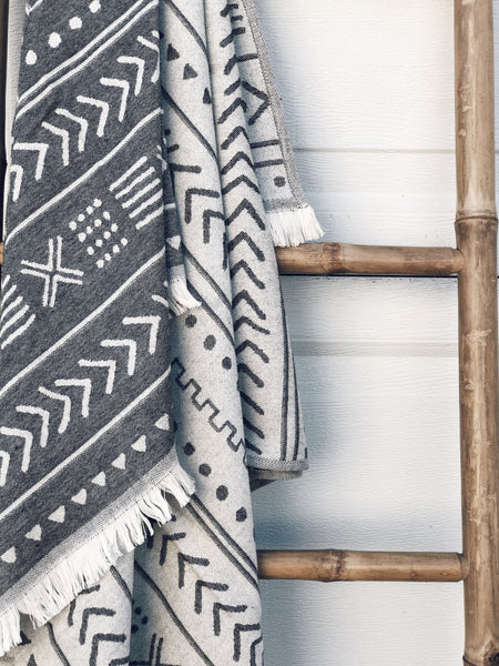 Ethnic Cotton Towels