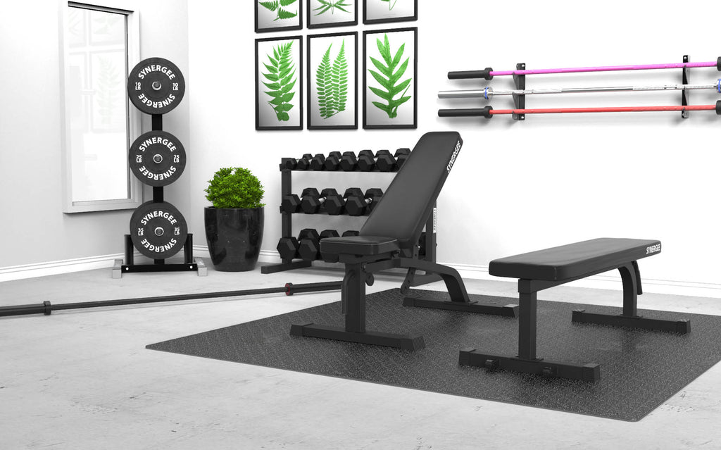 5 Must-Haves for the Best Home Gym Set Up
