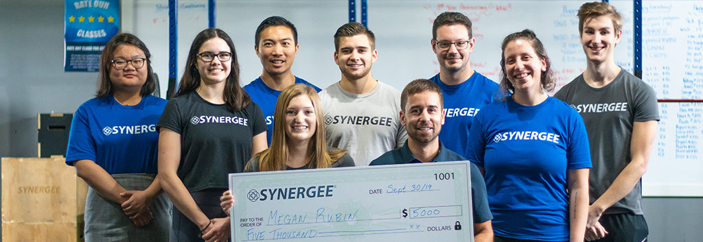 AND THE WINNER IS: Introducing Our Synergee Scholar!