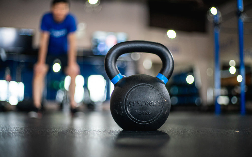All You Need is a Kettlebell: 14 Kettlebell Workouts