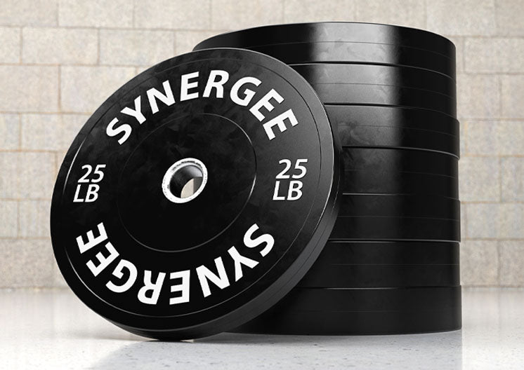 Synergee Rubber Bumper Plates