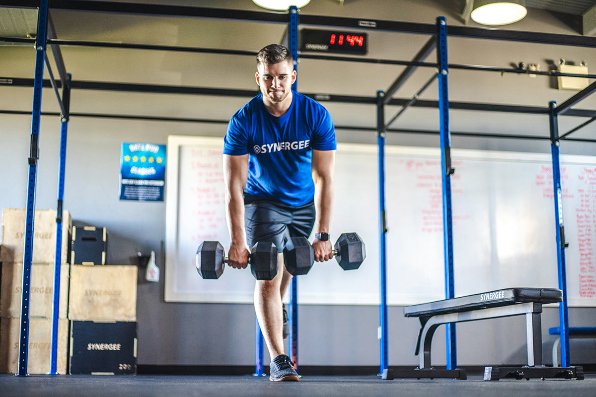 Single-Legged Deadlifts