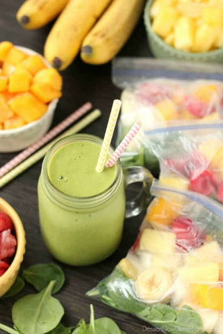 smoothie breakfast