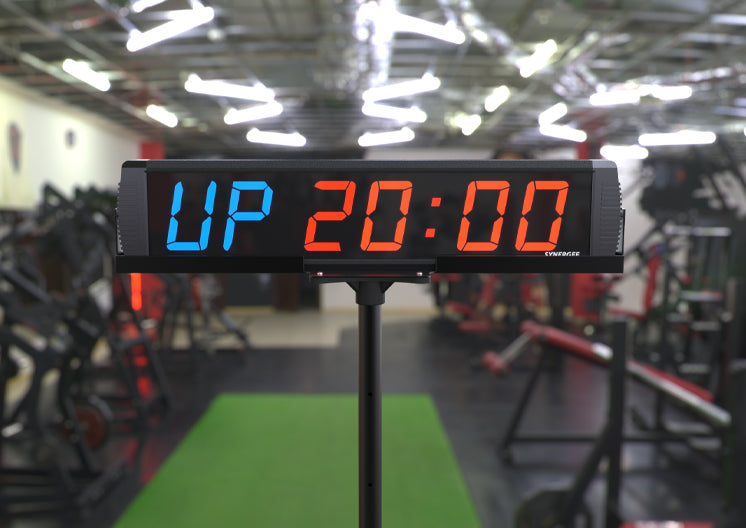 Synergee Programmable Interval Gym Timer