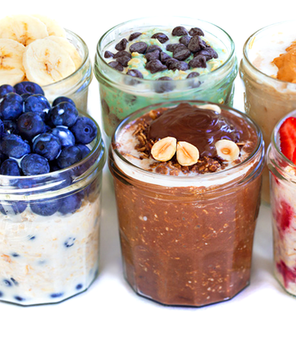 overnight oats delicious breakfast