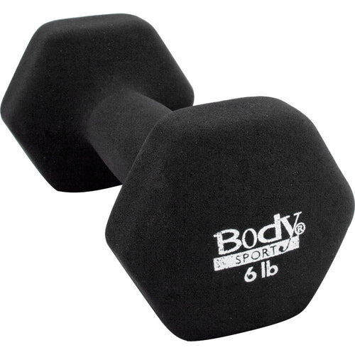 Body Sport Neoprene Dumbbell - Sold Individually
