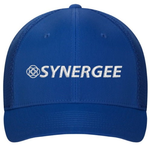Synergee Flexfit Hat with Mesh Sides