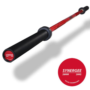 Synergee S-3 Poly Ceramic Barbells - PRE ORDER